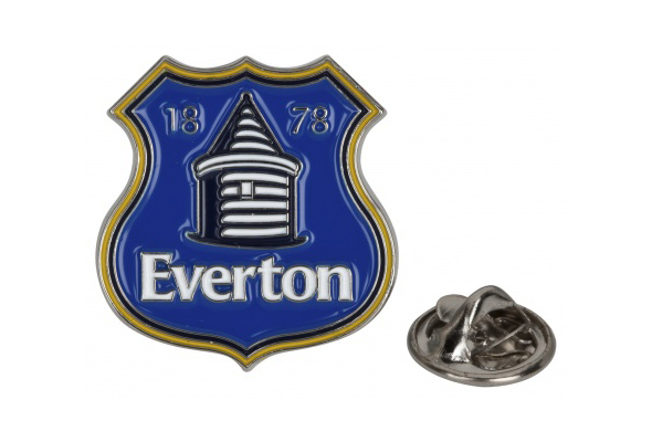 pin del Everton