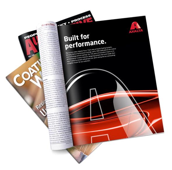 Axalta Coating Systems imagen revista