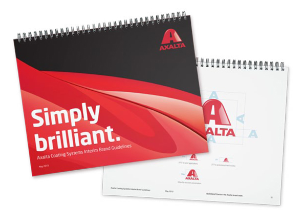 Axalta Coating Systems cuaderno