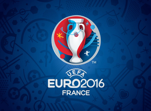 logo uefa Eurocopa 2016 Francia nueva imagen corporativa