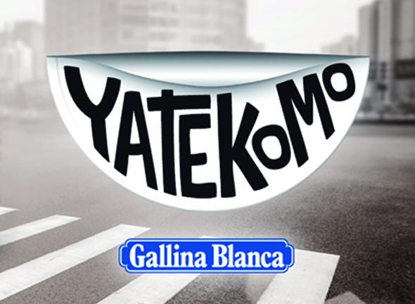 simbolo de yatekomo logotipo de la marca de gallina blanca