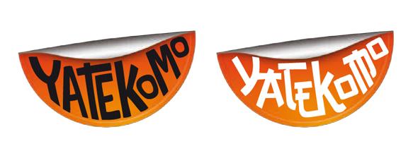 logotipos yatekomo 2 versiones
