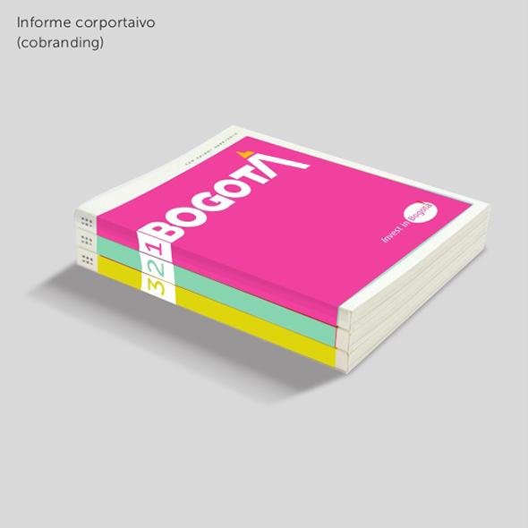 informe corporativa co-branding de la marca ciudad bogotá