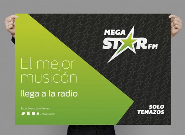 MegaStarFM el mejor musicón llega a la radio