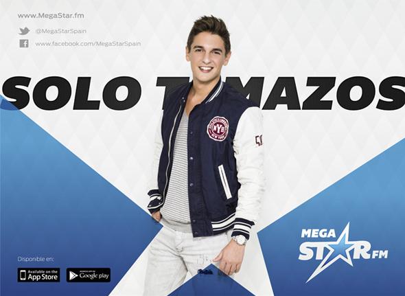MegaStarFM imagen publicidad descarga app