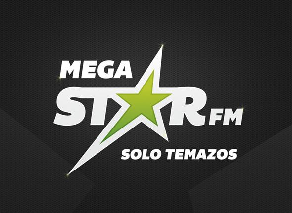 MegaStarFM logo - Brandemia_