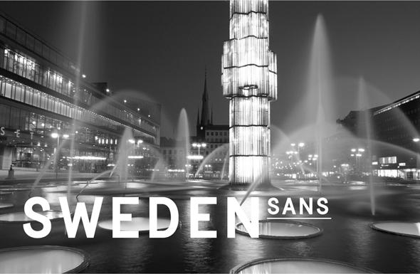 Sweden-swedensans