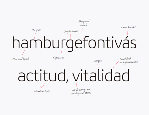 nueva tipografia marca iberia