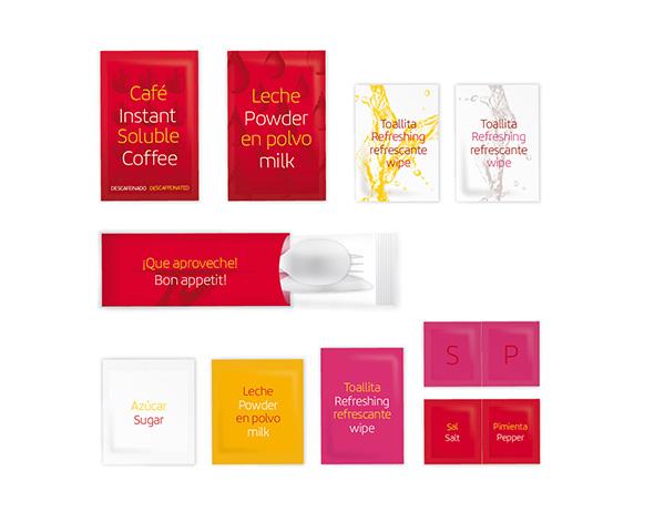 nuevo packaging productos alimenticios en Iberia