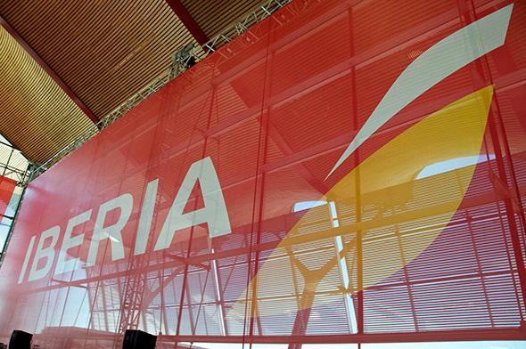 imagen Interbrand Iberia lanzamiento aeropuerto de Barajas
