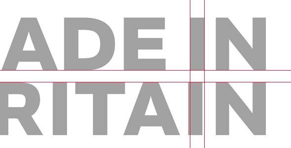 desalineamiento MadeinBritain